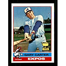 2005 Topps Rookie Cup Reprints #35 Gary Carter RIP 1976 MONTREAL EXPOS