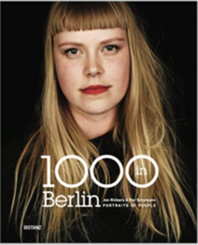 1000 in Berlin (German and English Edition) by DISTANZ