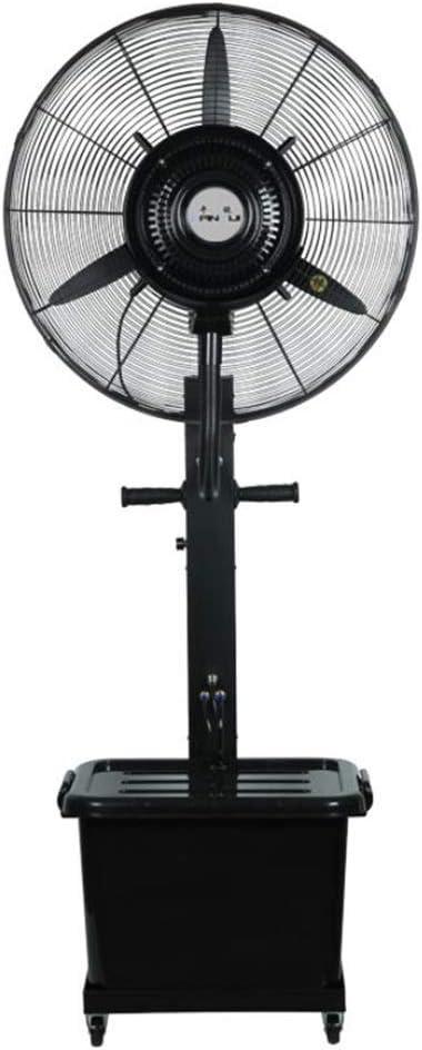 ZHIRONG Ventilador Nebulizador Industrial Portátil Al Aire Libre ...