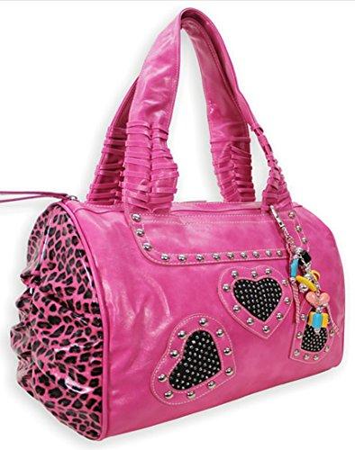 Pink Tote Designer Celebrity Ladies Bags Handbags 5 In Style Womens Shoulder Sale New Design O1RFzq