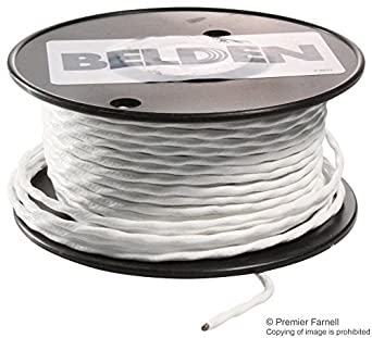BELDEN 83319E 009100 CABLE, SHLD MULTICOND, 2COND, 22AWG, 100FT, 600V,