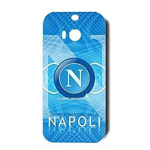 Napoli Phone Case 3D Serie A FC Logo case Perfect Societ¨¤ Sportiva Calcio Napoli Phone Case for Htc One M8
