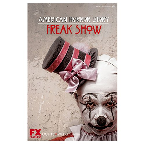 - American Horror Story 11 Inch x17 Inch lithograph