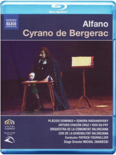 Alfano: Cyrano de Bergerac [Blu-ray]