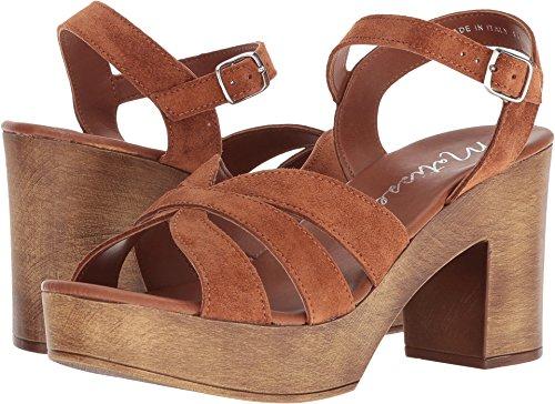 Matisse Women's Adella Heeled Sandal, tan, 10 M US