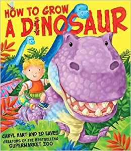 Image result for how to grow a dinosaur