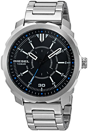 Diesel Men's DZ1786 Machinus Stainless Steel Watch