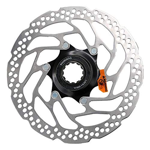(baAbiIloOng 160mm/180mm MTB Mountain Bicycle Center Lock Brake Rotor Disc Bike Accessories 160mm)