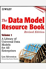 The Data Model Resource Book, Vol. 1: A Library of Universal Data Models for All Enterprises Paperback