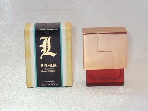 Gwen Stefani LAMB Eau de Parfum EDP Mini .17 fl oz