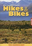 Whitehorse & area hikes & bikes by Yukon Conservation Society front cover