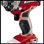 Einhell-4510034-Li-Solo-Avvitatore-a-Impulsi-a-Batteria-18-V-Rosso