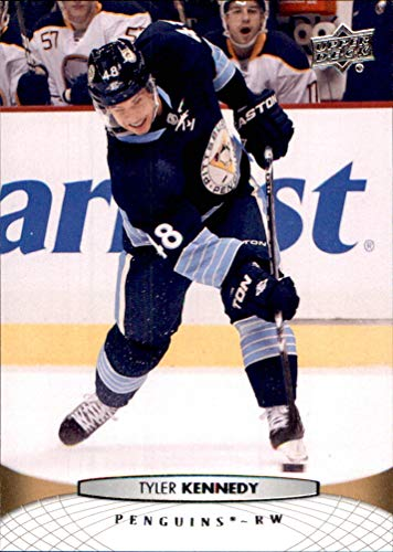 2011-12 Upper Deck #303 Tyler Kennedy PITTSBURGH PENGUINS NHL - Upper Deck 12