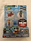 Disney Crossy Road S2 Mini Figures 4 Pk