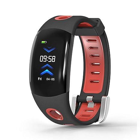 QNKEG Smart Watch Fitness Pulsera Pulsómetro Sports Activity ...