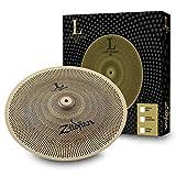 Zildjian L80, 1, 18 inches China Cymbal, Buffed Bronze, 18'' Low Volume Single (LV8018CH-S)