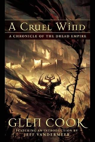 book cover of Cruel Wind