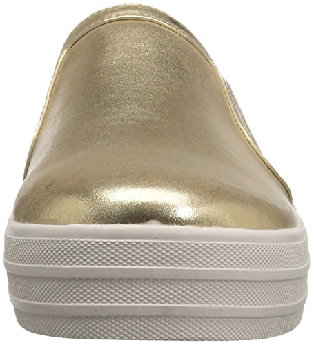 Skecher Street Frauen Double Up Metallic Moovez Fashion Sneaker, Gold
