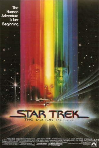 Star Trek The Motion Picture Movie Mini Poster #01 11x17 ()