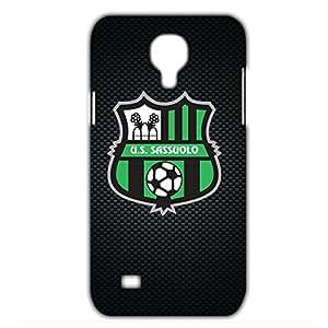 Sassuolo Logo Phone Case for Samsung Galaxy S4 Mini 3D Hard Black Plastic Cover