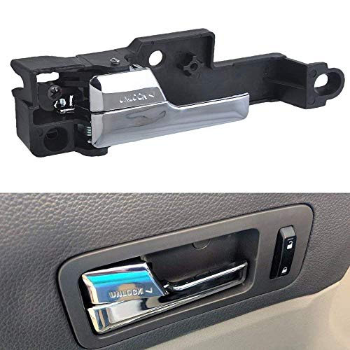 Issyzone 2006-2012 Ford Fusion Interior Door Handle 92183 6E5Z5422601A, Front Left Driver Side ()