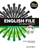 English File third edition: English File 3rd Edition Intermediate. Student's Book MultiPack B without Oxford Online Skills Practice