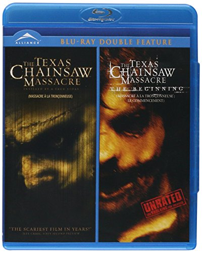 Texas Chainsaw Massacre / Texas Chainsaw Massacre: The Beginning [Blu-ray]