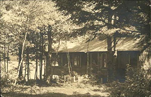 - Queen Anne's Lace, Highland Lodge, on Highland Lake Bridgton, Maine Original Vintage Postcard