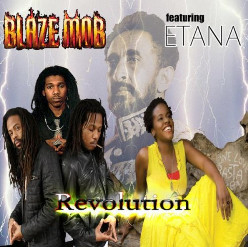 Revolution (feat. Etana) - Single