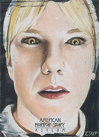 Drawing American Horror Story Art