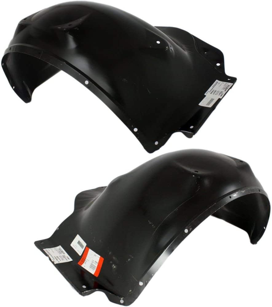 Wheelhouse compatible with Chevrolet Full Size Pickup//Suburban 67-72 Inner Fender Right and Left Set of 2