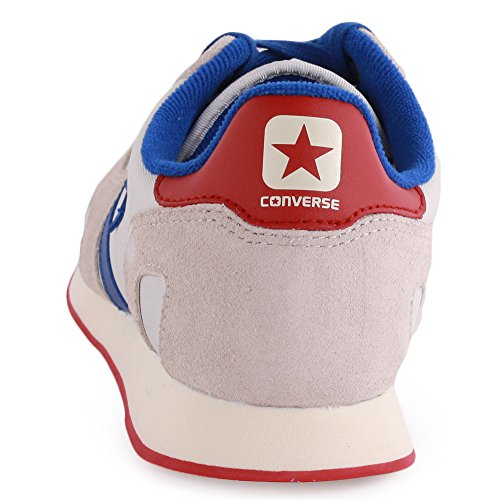 Racer Converse Auckland Ox 'Shoes Grey Adults Ante Nylon Unisex 6qvqAw