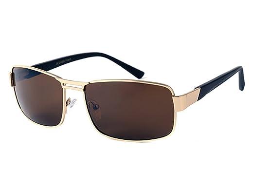 LOOX Sonnenbrille Pilotenbrille 400UV Doppelsteg eng hoch - Modell Goa silber ncJE21eSC