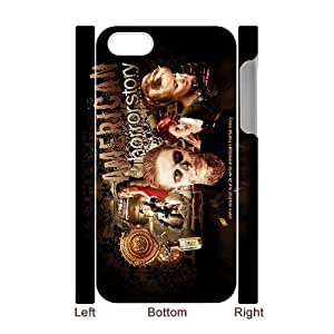 D-PAFD Diy hard Case American Horror Story customized 3D case For Iphone 4/4s