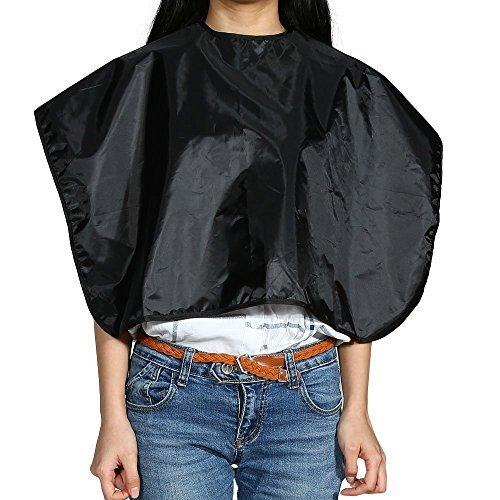 SIUONI Shawl Black shampoo salon apron