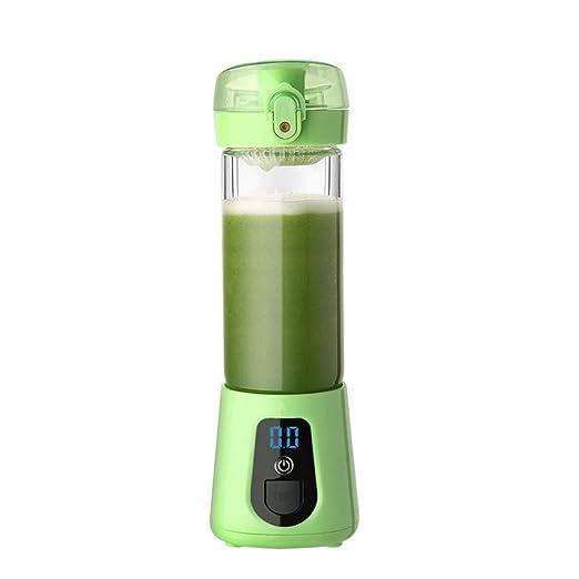 Blender Multifuncional, Mini Botella portátil de la licuadora del ...