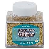 Sulyn 2-Ounce Glitter Stacker Jar, 24-Karat
