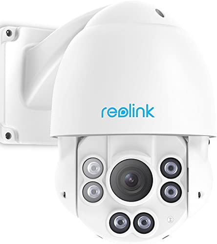 Reolink PTZ Camera Outdoor 5MP Super HD Work
