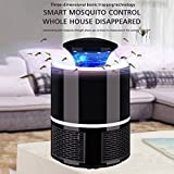 LED Light Trap Lamp Pest Control Electric Fly Bug Zapper Mosquito Insect Killer