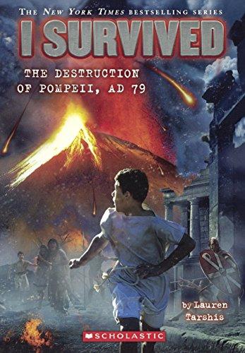 Download I Survived The Destruction Of Pompeii, 79 A.D. (Turtleback School & Library Binding Edition) pdf epub