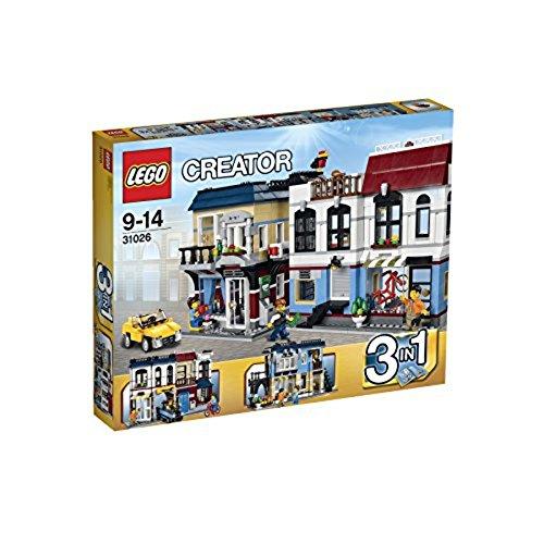 LEGO Creator 31026 - Fahrradladen & & & Café 9c2be7