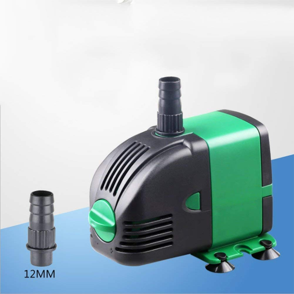 24W Drrie Submersible Water Pump for Aquarium 220V Pond Type Circulation Pump,6W,24W