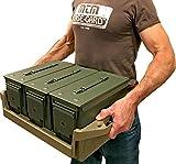 MTM MAC50 Metal Ammo Can Tray