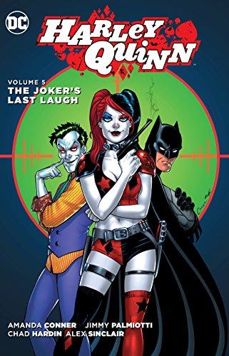 Harley Quinn Vol. 5: The Joker's Last Laugh by imusti