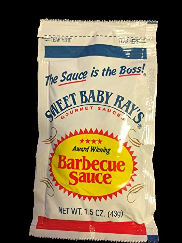 Sweet Baby Ray's BBQ 1.5 Portion Packets 7