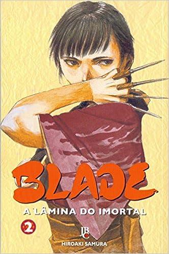 5b92ba655e4 Blade - A Lâmina do Imortal - Volume 2  Hiroaki Samura  Amazon.com.br   Livros