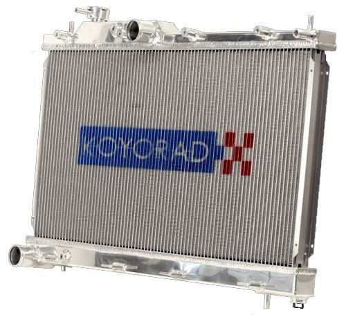 Koyo R2450 Subaru 02 Impreza WRX 2.0L Turbo MT (NO FILLER NECK) Aluminum Radiator