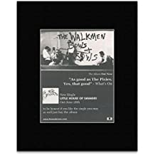 WALKMEN - Bows & Arrows Mini Poster - 13.5x10cm