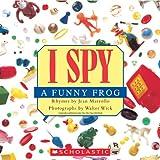 I Spy a Funny Frog