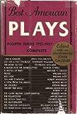 Best American Plays, John Gassner, 0517504367